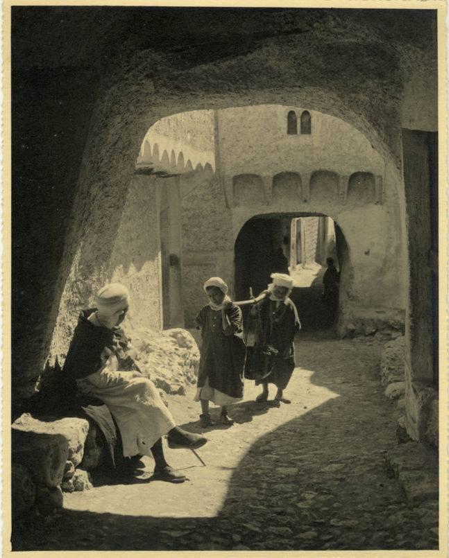 Algérie Vers 1910